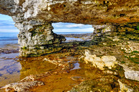 Cave Point Rock Arch