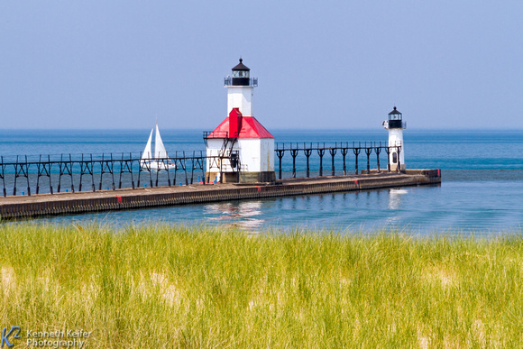 St. Joseph, Michigan Lighthouses