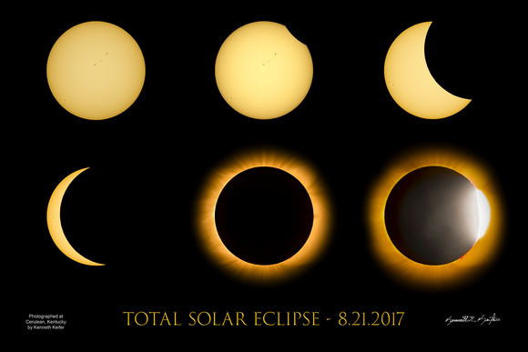 Eclipse Sequence with Signature and Info