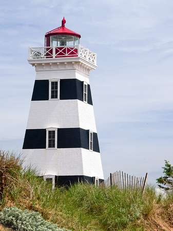 West Point Light, PEI, Canada