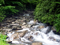 Little Pigeon River, Great Smoky Mtns NP, Tennessee